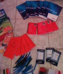 selection of stationary